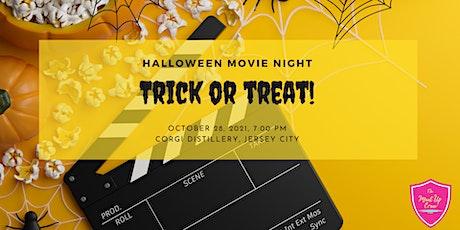 Halloween Movie Night at Corgi Distillery tickets