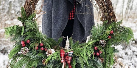Festive Holiday Grapevine Wreath Workshop - Forest Foraging tickets