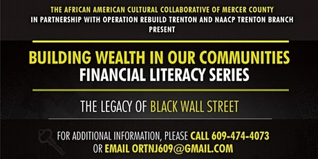Building Wealth in Our Community tickets