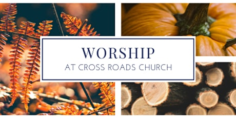 October 24th Worship Service tickets