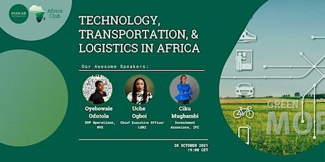 Africa's Emerging Logistics Technology Landscape tickets