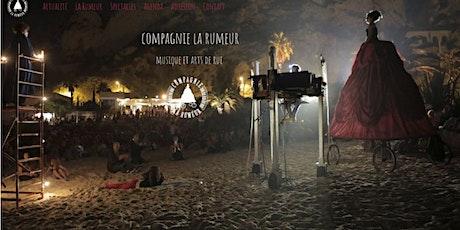 Le piano roulant de la Cie la Rumeur & sa Grande Diva ! billets
