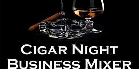 OC Cigar Night Business Mixer Group Event - Nov 10th tickets