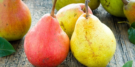 VIRTUAL:  Delicious Recipes Featuring Fresh Northwest Pears tickets
