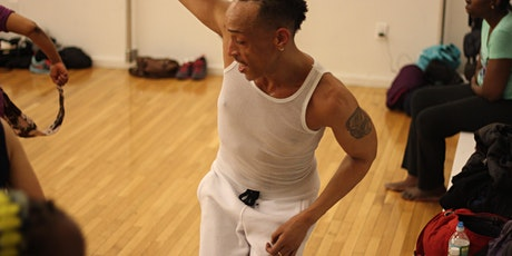 (ONLINE) Orisha Dance with Tony Yemaya tickets
