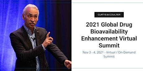 2021 Global Drug Bioavailability Enhancement Summit entradas