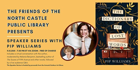 Author Talk with Pip Williams tickets