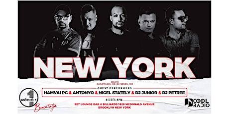 RADIO 1 DJ MARATHON  -NEW YORK CITY tickets