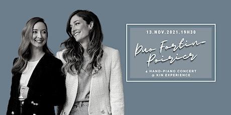 En Concert: Nuit Blanche (Duo Fortin-Poirier) tickets