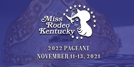 2021 Miss Rodeo Kentucky Pageant tickets