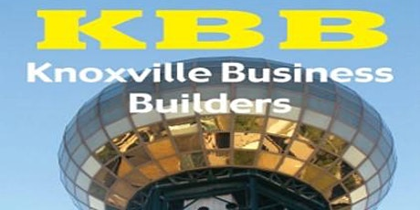 Knoxville Business Builders December 3rd meeting w/Knox County Mayor Jacobs tickets