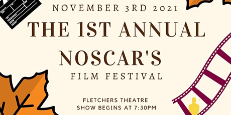 The First Annual NOscars tickets