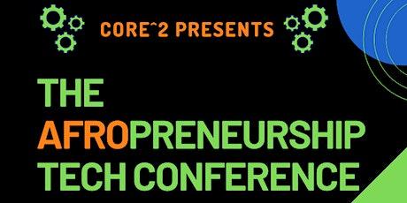 Afropreneurship Tech Conference entradas