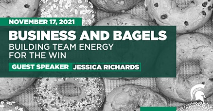 Business & Bagels: Building Team Energy for the Win tickets