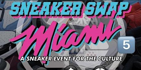 SNEAKER SWAP - V (NOV 7) tickets