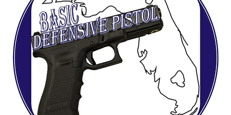 Basic Defensive Pistol Class tickets