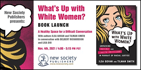 What's Up with White Women? Book Launch tickets