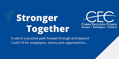 Stronger Together Module 1: Caring for Yourself tickets
