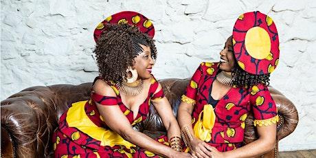 Germaine & Bella :  Concert afro-électro billets