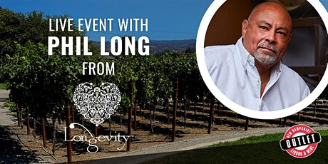 Phil Long and His Longevity Chardonnay tickets