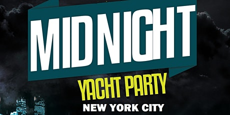 MIDNIGHT NEW YORK CITY PARTY CRUISE tickets