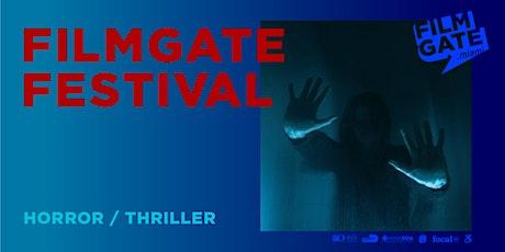 FilmGate Short Film Festival: VIRTUAL HORROR EDITION tickets