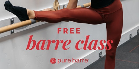Pure Barre South Elgin's Free Tuck or Treat Pop Up Class! tickets