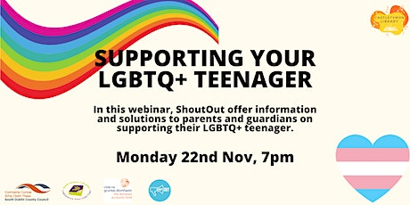 Supporting your LGBTQ+ Teenager tickets