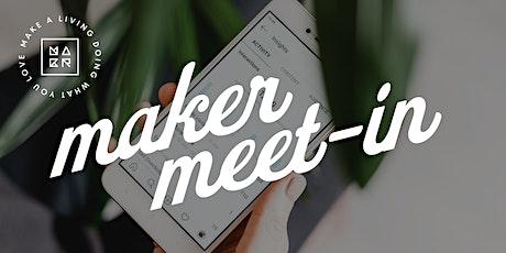 Maker Meet-in: Instagram Reels tickets