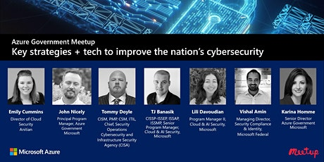 Key strategies & tech to improve the nation's cybersecurity tickets