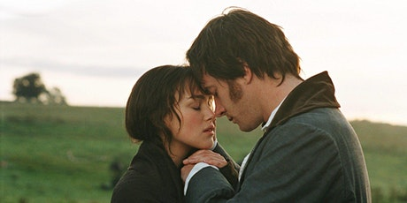 Friday Afternoon Movie: Pride and Prejudice (2005) tickets