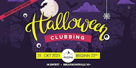 Halloween Clubbing • Zauberberg Passau Tickets