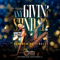 Any Given Sundays SU Homecoming Finale tickets