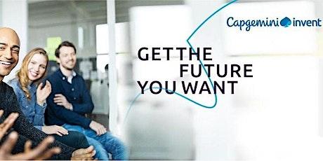 Capgemini Invent Edinburgh University Accelerate Programme Skills Session. tickets