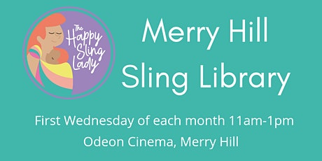 Merry Hill Sling Library tickets