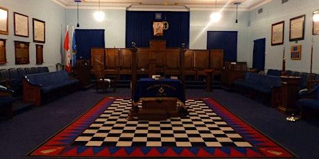 Ionic Lodge Regular Meeting tickets
