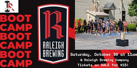 InfraRED Elite Fitness - Boot Camp at Raleigh Brewing tickets