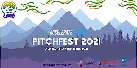Alaska PitchFest 2021 tickets