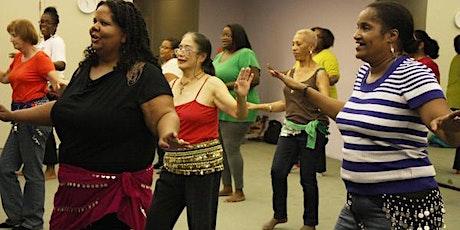 Women's Empowerment Bellydance Class (In-Person) tickets