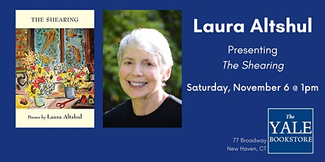 Laura Altshul: Local Author Event tickets