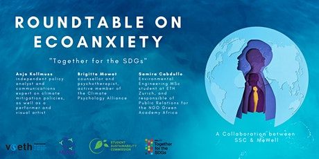 Roundtable on Ecoanxiety tickets