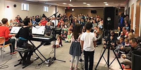 WFPL Children's Department presents Powers Music School tickets
