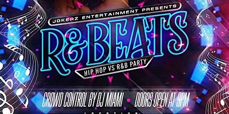 R&Beats tickets