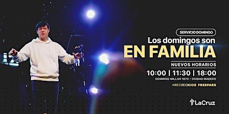 La Cruz Buenos Aires tickets