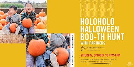Holoholo Halloween Boo-th Hunt at Queen Ka'ahumanu Center tickets