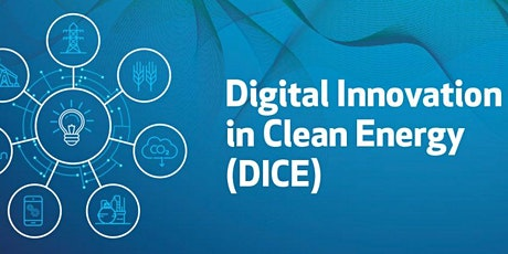 Digital Innovation in Clean Energy (DICE) II Webinar tickets
