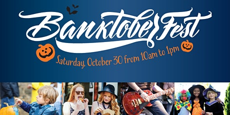 """State Bank's First-Ever """"Banktober Fest"""" Community Event tickets"""