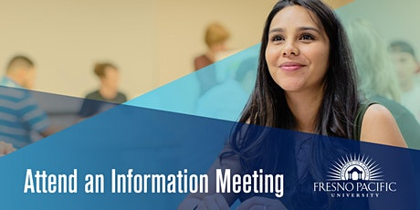 Computer Information Systems Virtual Information Meetings tickets