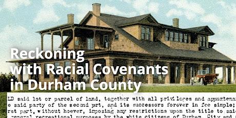 Reckoning W/Racial Covenants Meetup tickets
