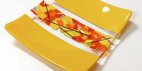 Fused Sushi Plate Workshop tickets